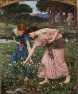 Gather Ye Rosebuds While Ye May (1909)