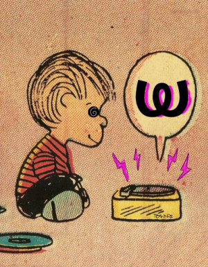 CHARLIE BROWN LOVE WATERGATE