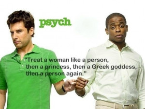 Psych quote!
