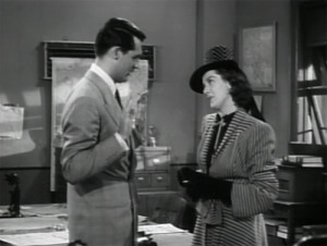 Movie Quote of the Day: His Girl Friday (1940) – Living in Cinema