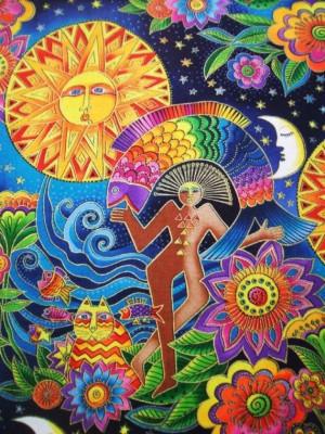 Laurel Burch – Celestial Dreams