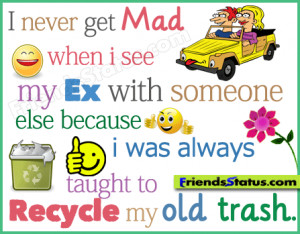 Funny quotes about ex friends