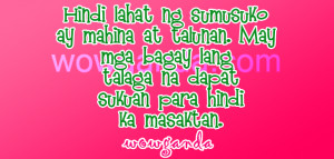 The post Tagalog Break Up Quotes appeared first on Motivational and ...