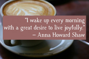 Quote by - Anna Howard Shaw
