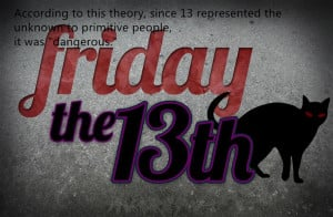 According To This Theory, Since 13 Represented The Unknown To ...