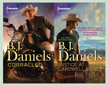 Romantic Intrigue from U.S.A. Today Bestselling Author B.J. Daniels .