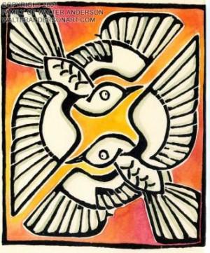 Blackbirds by Walter Inglis Anderson: Walter Anderson, Two, Gulf Coast ...