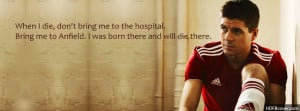 Tags : sports Anfield Gerrard Quotes