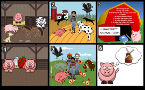 """the ideals of equality in animal farm by george orwell Biography george orwell it was for these ideals that many international volunteers the two great novels of orwell were """"animal farm"""" and """"1984."""
