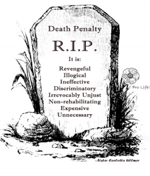 Against the death penalty essay