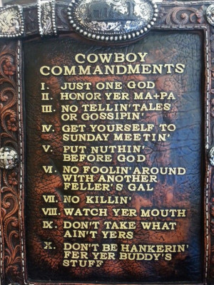 Love Cowboys Quotes