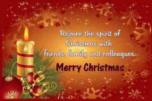 Merry Christmas Messages 01