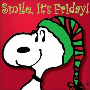 Smile... its friday....