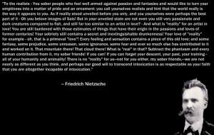 Friedrich Nietzsche quote in Philosophy quotes