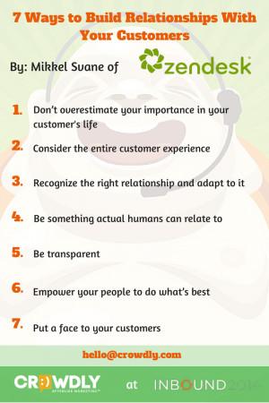 Inbound 2014 Recap: Customer Relationships