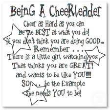 ... Cheer Quotes, Cheer Ideas, Cheerleading Posters, Cheerleading Gift