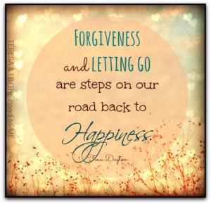 Forgiveness is best feeling