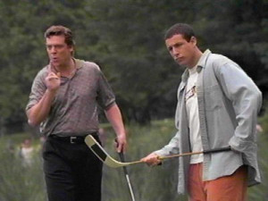 Happy Gilmore is one of the funniest movies ever made. (In my opinion ...