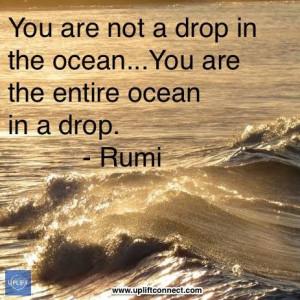 Rumi #inspiration #quote