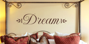 decorate with wall decals letters quotes words wisedecor decorating ...
