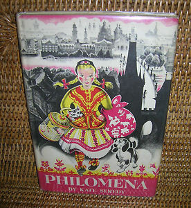 Philomena By Kate Seredy 1955 Very Good First Edition with Good Dust