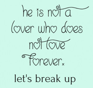 Love U forever Quotes for her :