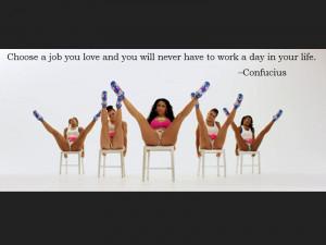 Inspirational Quotes On Screen Caps From Nicki Minaj's 'Anaconda'