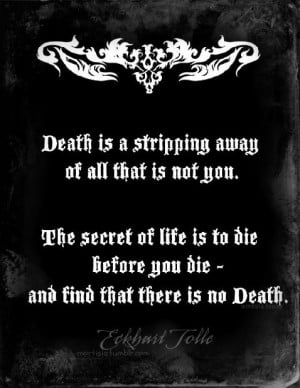 ... and Death Quotes,Funny Life and Death Quotes,Life Death Quotes