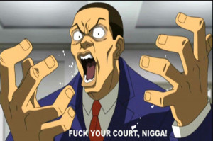 the boondocks stinkmeaner quotes
