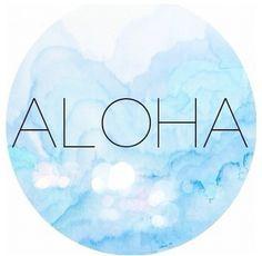 aloha friday More