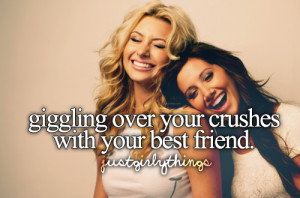 just girly things best friend quotes