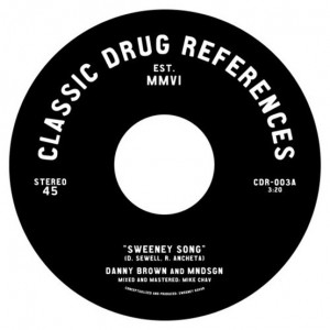 Danny Brown & Mndsgn – Sweeney Song