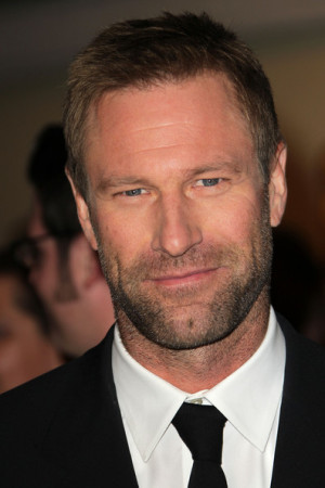 Eckhart Actor Aaron Eckhart attends the Academy of Motion Picture