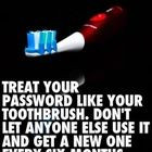 ... :+Toothbrush+background+with+the+quote,+