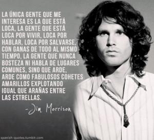 ... # espanol # frases # jim morrison # spanish # spanish quotes # the