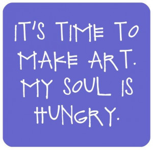 From the Art Therapy Alliance. #artandsoul