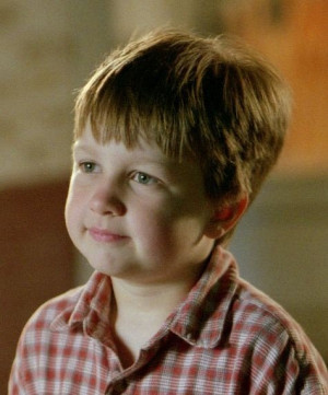 Still of Angus T. Jones in The Rookie (2002)