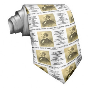 Stupid People Are Generally Conservative Quote Necktie