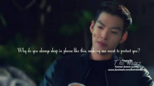 The Heirs #korean drama #korean drama quotes #kdrama