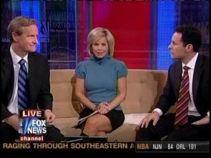 Gretchen Carlson And Margaret Hoover On Fo Friends