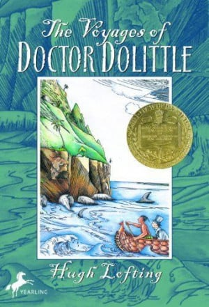 The Voyages of Doctor Dolittle by Hugh Lofting, http://www.amazon.com ...