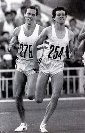 ... he'll play Sebastian Coe in new big screen drama about 1980 Olympics