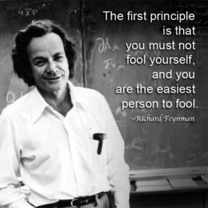Richard P. Feynman Quotes (Images)