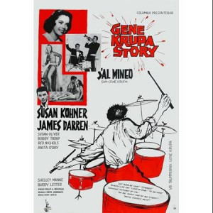 Gene Krupa Story Movie Poster (11 x 17)