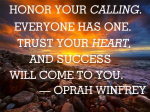 Best Oprah Winfrey Quote