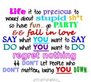 Some Awesome quotes to live by :)