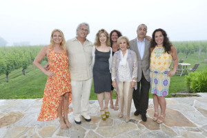 Magazine Celebrates A Private Dinner With Wollffer Estate Vineyards ...