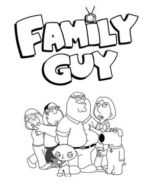 Family Guy Awesome Poster...