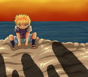 Naruto Loneliness Naruto - loneliness by