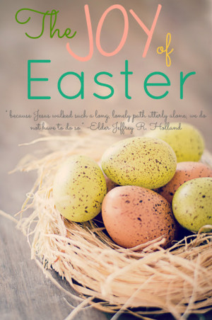 Easter Sunday: The Joy of Easter